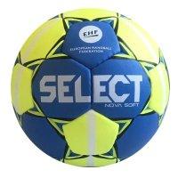 Házenkářský míč Select HB Nova žluto/modrá