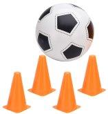 Kužely s míčem