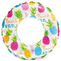 Plavecký kruh Intex 59241 Ananas 61cm