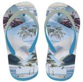 Dámské pantofle - pláž