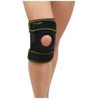 Neoprenová bandáž Lifefit BN304 koleno otevřené s výztuhou