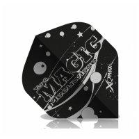 Letky XQMax Darts Yordi Meeuwisse - black silver F1517