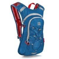 Sportovní, cyklistický a běžecký batoh Spokey Otaro modrý 5l