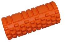 Masážní válec Acra D85 - roller, oranžový