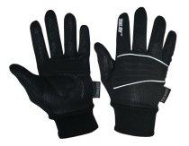 Zimní rukavice Sulov pro běžky i cyklo černá