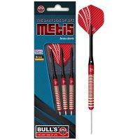 Šipky Steel Bull's Metis Red 21, 23g