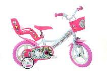 Dětské kolo Dino 124RL-HK2 Hello Kitty 12