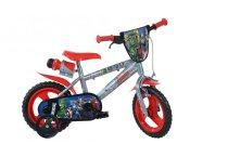Dětské kolo Dino Bikes 412UL-AV2 Avengers 12