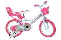Dětské kolo Dino 144R-HK2 Hello Kitty 14