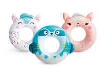 Nafukovací kruh Intex 56266 Cute Animals