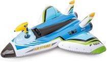 Nafukovací letadlo Intex 57536 modré