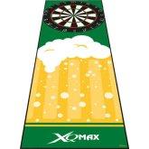 Podložka/koberec na šipky XQ Max Dartmat beer 237x80cm