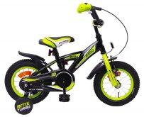 Dětské kolo AMIGO BMX Turbo černo-žlutá 12