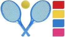 Soft tenis souprava barevná