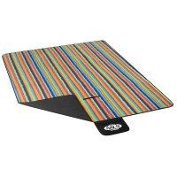 Pikniková deka Nils Camp NC2215 barevná 200x150cm