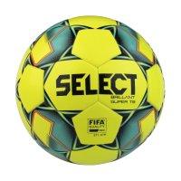 Fotbalový míč Select FB Brillant Super TB žluto-zelená vel.5