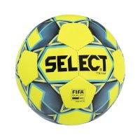 Fotbalový míč Select FB Team FIFA žluto-modrá vel.5