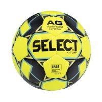 Fotbalový míč Select FB X-Turf žluto-šedá