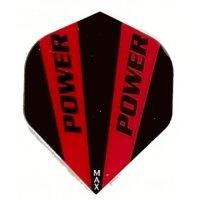 Letky Designa POWER MAX - red black