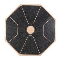Balanční deska Yate dřevěná osmiúhelník