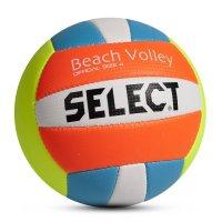 Volejbalový míč Select VB Beach Volley žluto-modrá vel.4