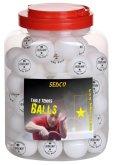 Míčky na stolní tenis Sedco for Training 1* Cell Free 60ks