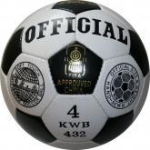 Fotbalový míč KWB 32 sedco Official 4