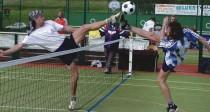 Nohejbalová síť Liga Sport 9,7x1m