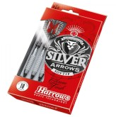 Šipky Harrows Silver Arrow 14, 16, 18g