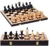 Šachy Inlaid velké