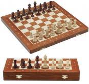 Šachy dřevěné Tournament č.4