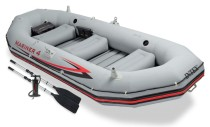Nafukovací člun Intex 68376  Mariner 4 Set