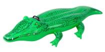 Plovoucí nafukovací krokodýl Intex 168x86cm
