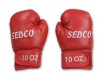 Juniorské boxerské rukavice Sedco TG10 10oz