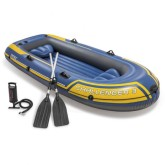 Nafukovací člun Intex 68370 Challenger 3 Set