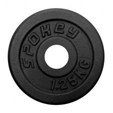 Závaží na činku Spokey Sinis 1,25kg/29mm
