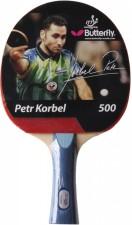 Pálka na stolní tenis Butterfly Petr Korbel 500