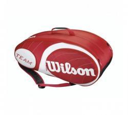 Tenisový bag Wilson Team Red 9