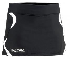 Sportovní sukně Salming Squash Skirt Black XS
