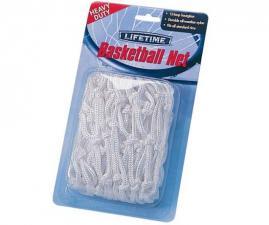 Lifetime síťka na basketbalový koš - bílá