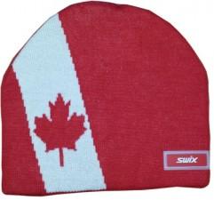 Čepice SWIX Canada red vel. 58