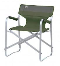 Skládací křeslo Coleman Deck Chair  - zelená