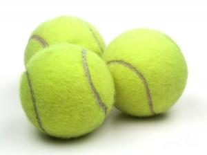 Tenisové míčky Gold Cup 3 ks