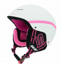 Lyžařská a snowboardová helma SULOV SPHARE, bílá mat
