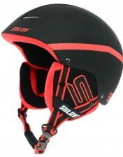 Lyžařská a snowboardová helma SULOV SPHARE, černá mat