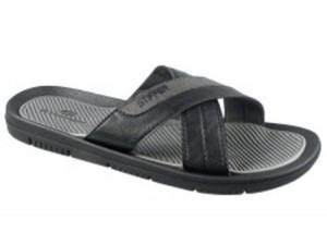 Pánská plážová obuv Stiffer černá