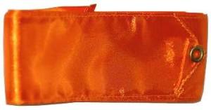 Gymnastická stuha 6 metrů - oranžová