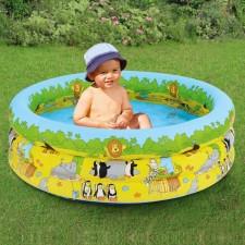 Dětský bazének 4v1 s nafukovacím dnem 70x25 cm