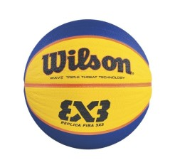 Basketbalový míč Wilson FIBA 3X3 Replica Rubber