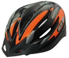 Cyklo přilba SULOV MATTEO, oranžová